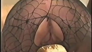 GILF banged by a few BBC