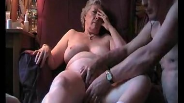 Check My MILF Granny and her old man fucking