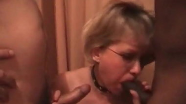 Check My MILF granny in interracial thresome with BBC bulls
