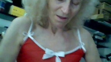 GRANNY  Josee   old mamie  sex slave 4