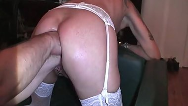 My Sexy Piercings Pierced slave 2 hand ass fisting