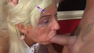 Super granny fuck - Aniko hungarian bitch