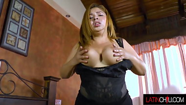 LatinChili Hot Southern Mature Curves Showoff