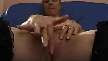 french shaved blonde granny pt2