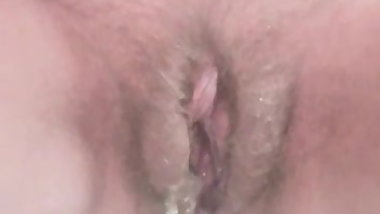 she is always horny and wet
