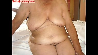 HelloGrannY Busty Latina Mature Pictures Slideshow
