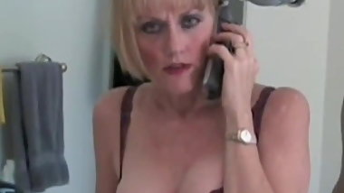 Amateur GILF Sex Is Intense