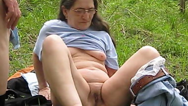 being a whore agian husband fucking me in the woods